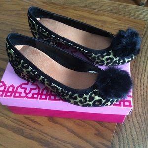 Gianni Bini Girls Pumps-Leopard